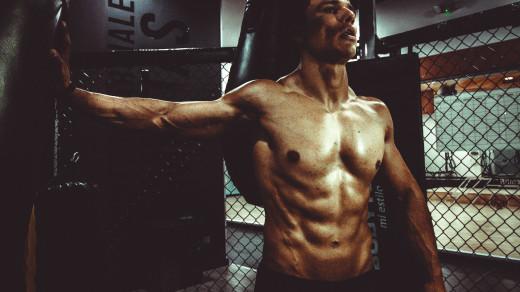 entwässerung bodybuilding