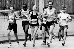 marathon länge