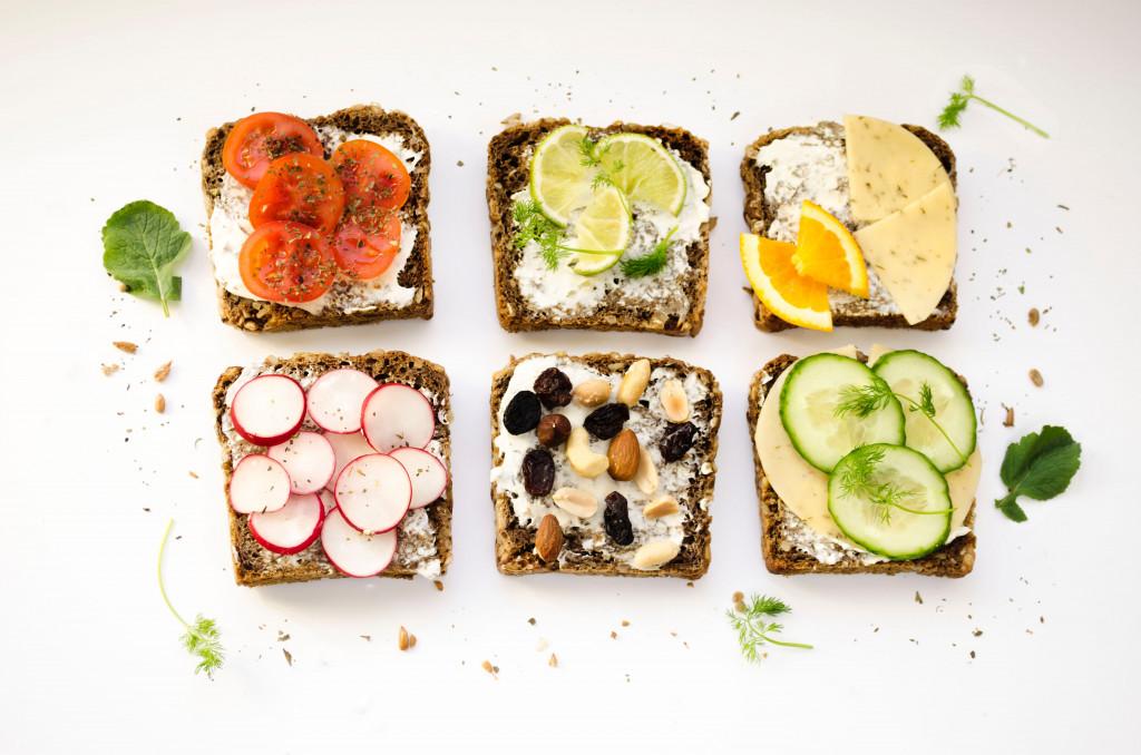 ernährung gesund