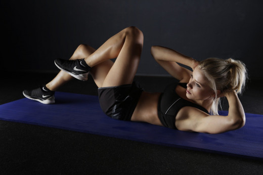 training bauchmuskeln