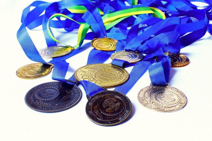 medaillen sport